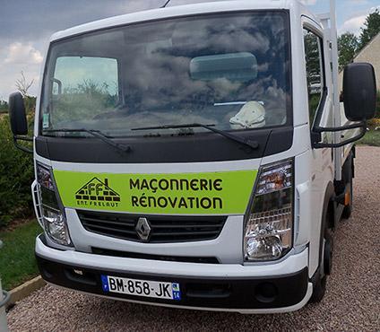 Entreprise de maçonnerie à Falaise