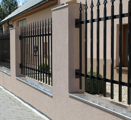 Construction de clôture à Villers-Canivet